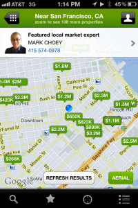 Home Buying Map View